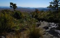 N - View from Mount Nyangani, Zimbabwe's highest